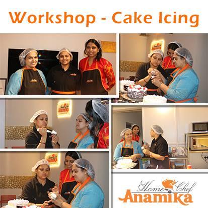 Cake Icing 4